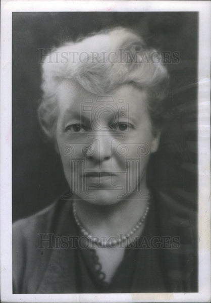 1946 Press Photo State Rep Lottie Holman O'Neill Reelected to 41st District - Historic Images