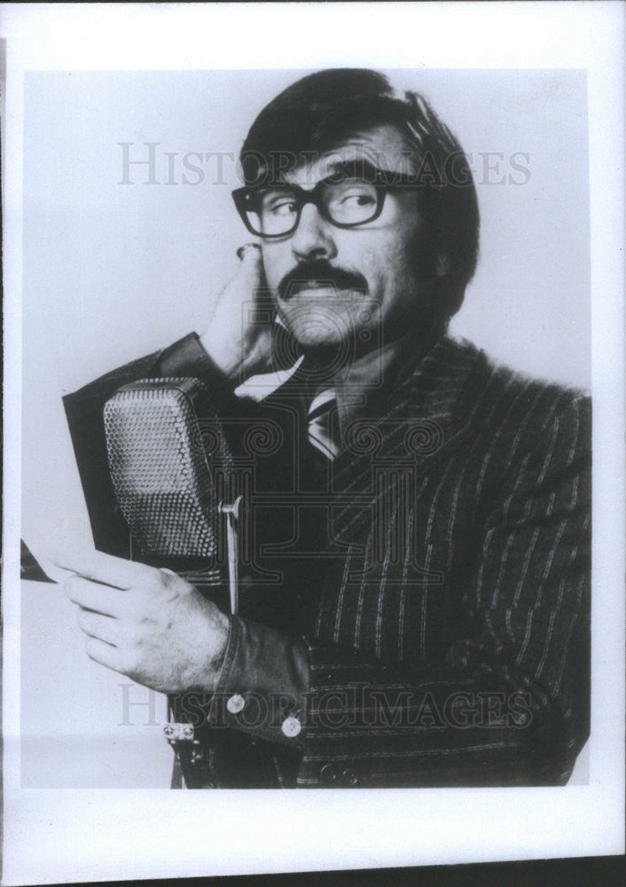 1974 Press Photo Actor Gary Owens - Historic Images
