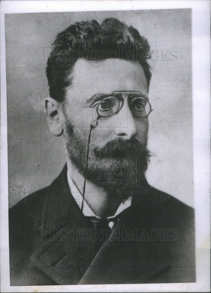 1947 Press Photo Joseph Pulitzer - Historic Images