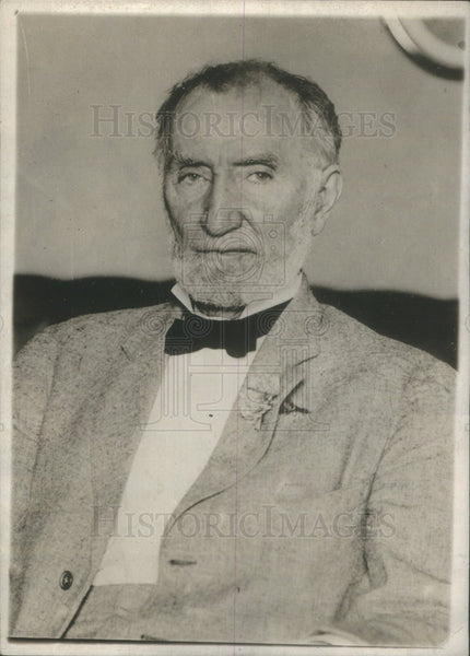 "1914 Press Photo Former Speaker of the House ""Uncle Joe"" Cannon - Historic Images"