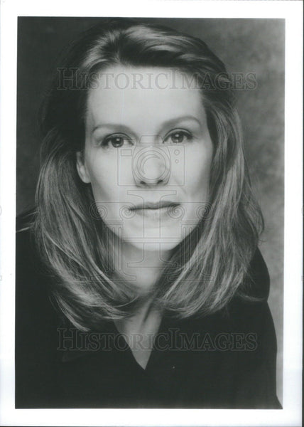 Press Photo Amy Morton actress - Historic Images