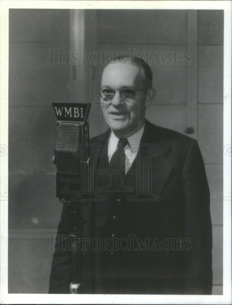 1987 Press Photo Wendell P. Loveless Dead - Historic Images