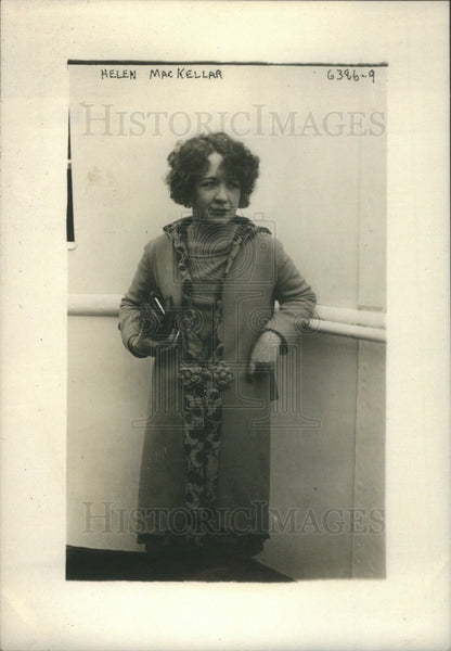 1925 Press Photo Helen MacKellar,actress - Historic Images