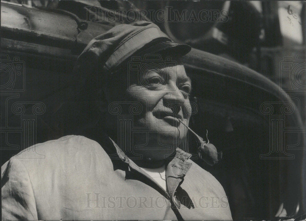 1959 Press Photo Actor Peter Lorre - Historic Images