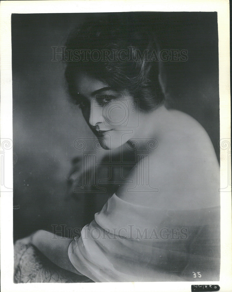 1916 Press Photo Gladys Brockwell American Film Actress - Historic Images