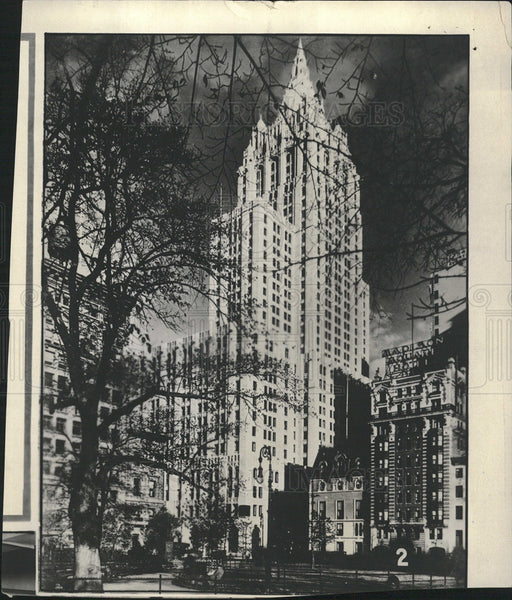 1928 Press Photo New York Life Insurance Company Building - Historic Images