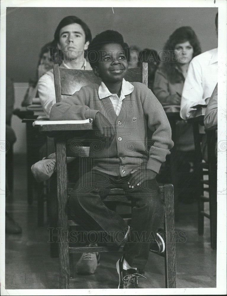 1983 Press Photo Diff'rent Strokes Gary Coleman - Historic Images