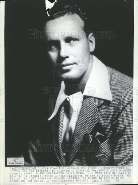 1937 Press Photo - Historic Images