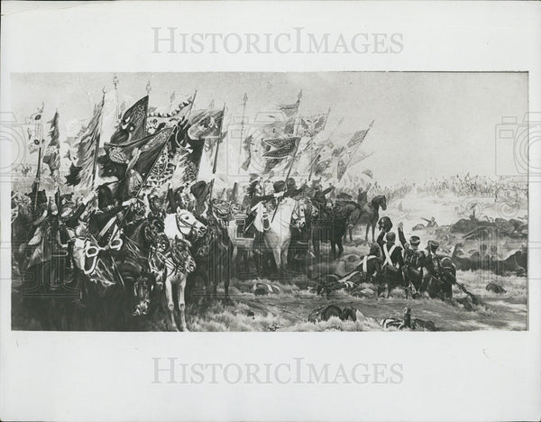 1935 Press Photo Napoleon - Historic Images