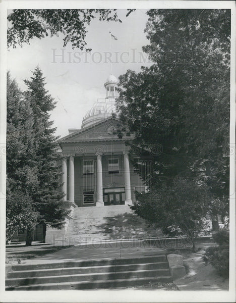 1945 Press Photo New Mexico State Capitol - Historic Images