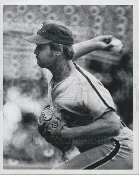 1975 Press Photo Gene Garber of the Phillies - Historic Images