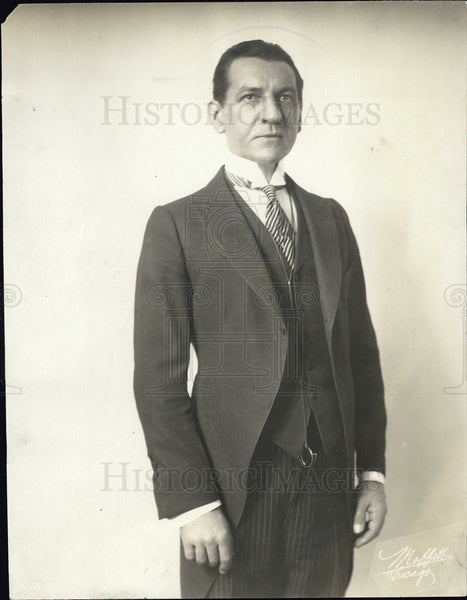 1919 Press Photo G. B. Rast - Historic Images