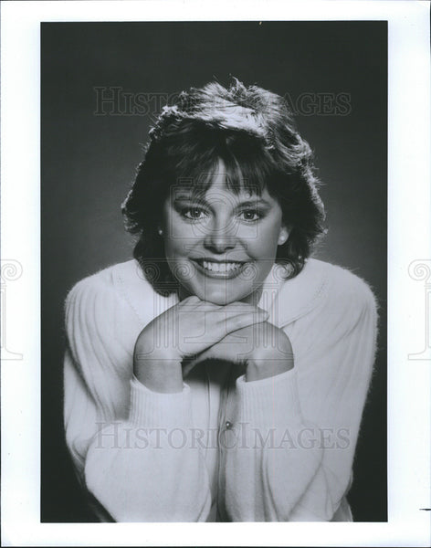 Press Photo Amanda Bearse American actress, director and comedienne. - Historic Images