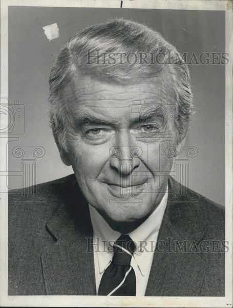 1979 Press Photo Actor James Stewart Honored on CBS Tribute - Historic Images