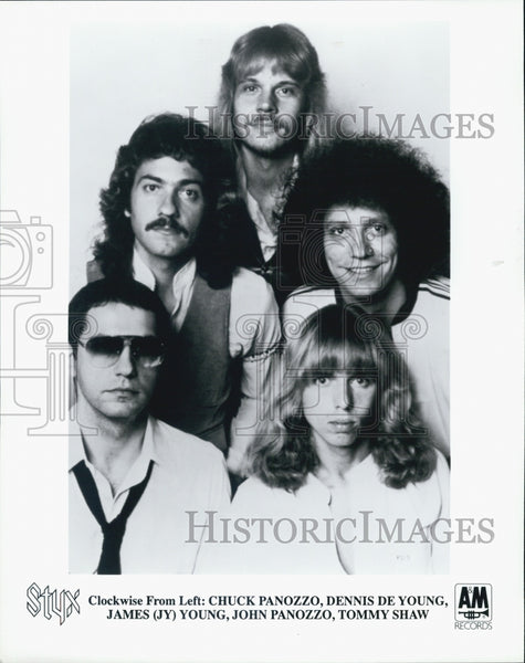 Press Photo Styx - Historic Images