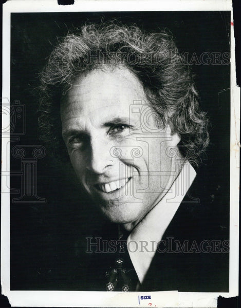 1979 Press Photo Actor Bruce Dern before appearing in the play 'Strangers' - Historic Images