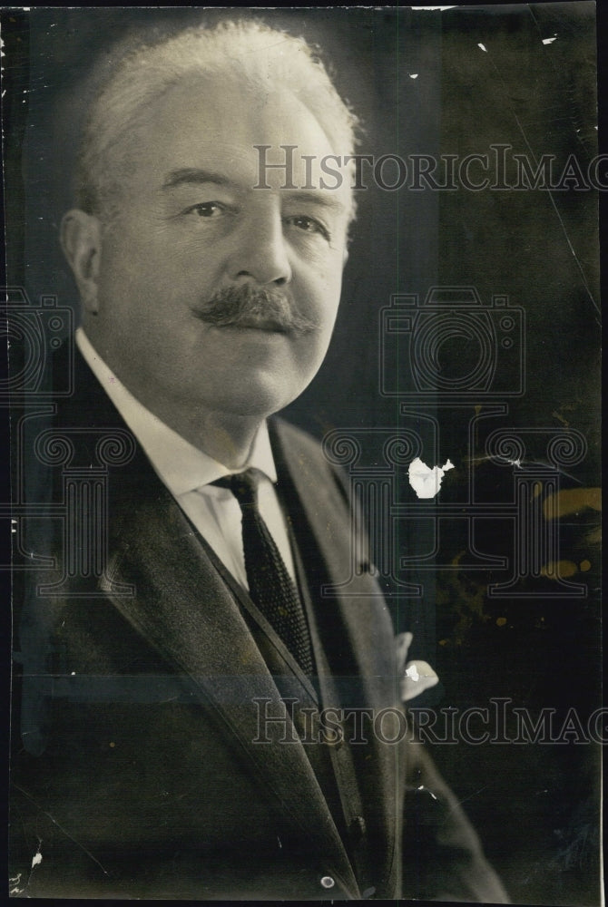 1923 Composer Victor Herbert - Historic Images