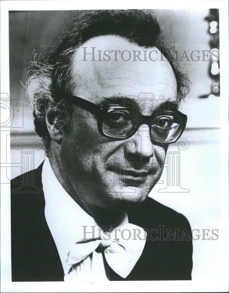 1994 Press Photo Alfred Brendel Pianist - Historic Images