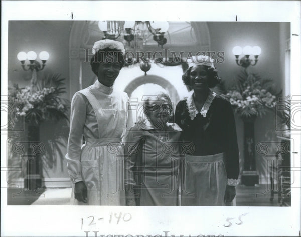 "1979 Lillian Rogers Parks in ""Backstairs at the White House"" - Historic Images"