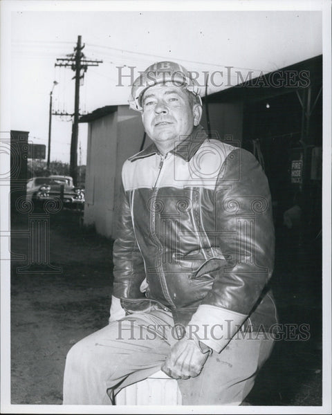1961 Press Photo Harry Buringher - Historic Images