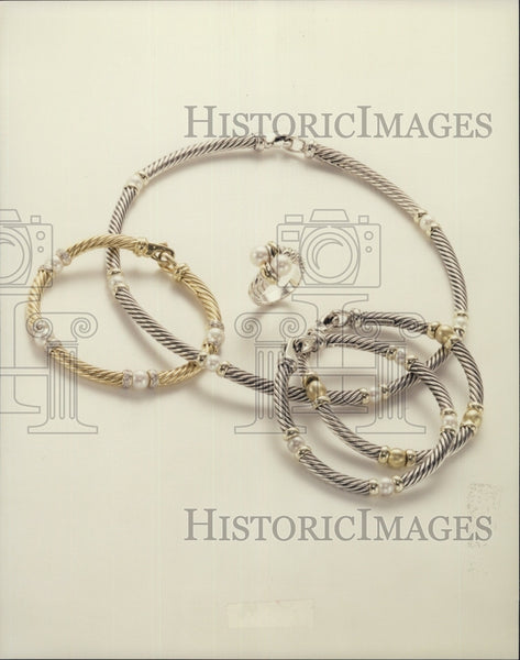 Press Photo David Yurman's 'Hampton' Collection - Historic Images