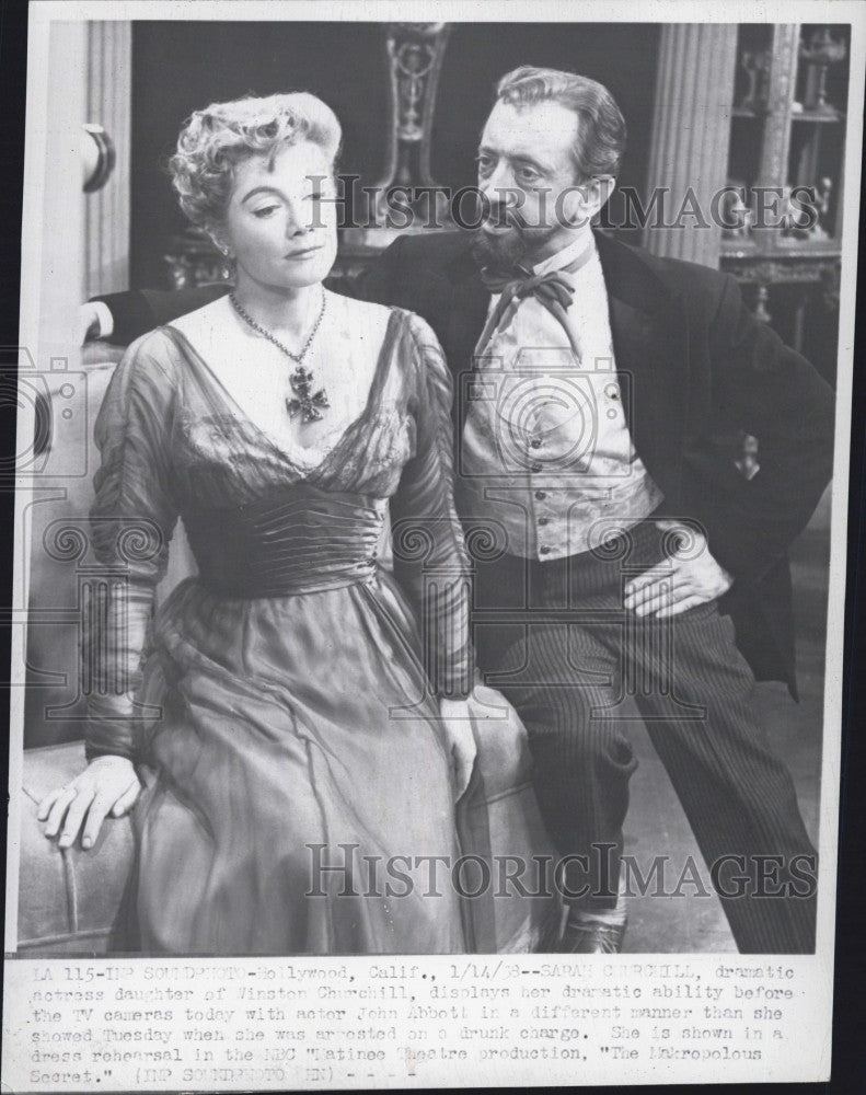 Sarah Churchill (actress) Sarah Churchill (actress) new picture