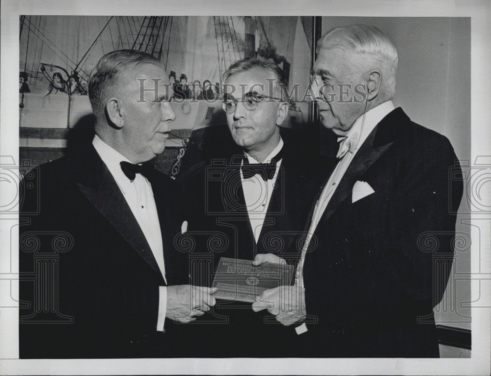 Image result for baruch with george marshall