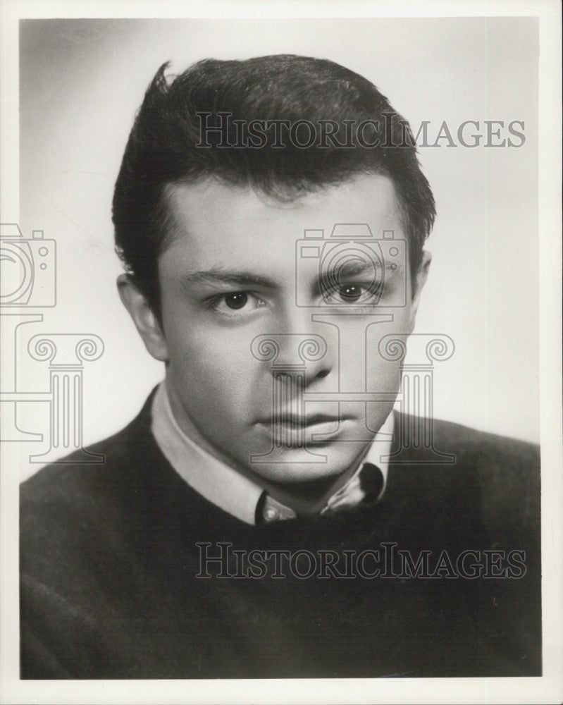 "Press Photo Timmy Everett ""The Cold Wind & The Warm"" - Historic Images"