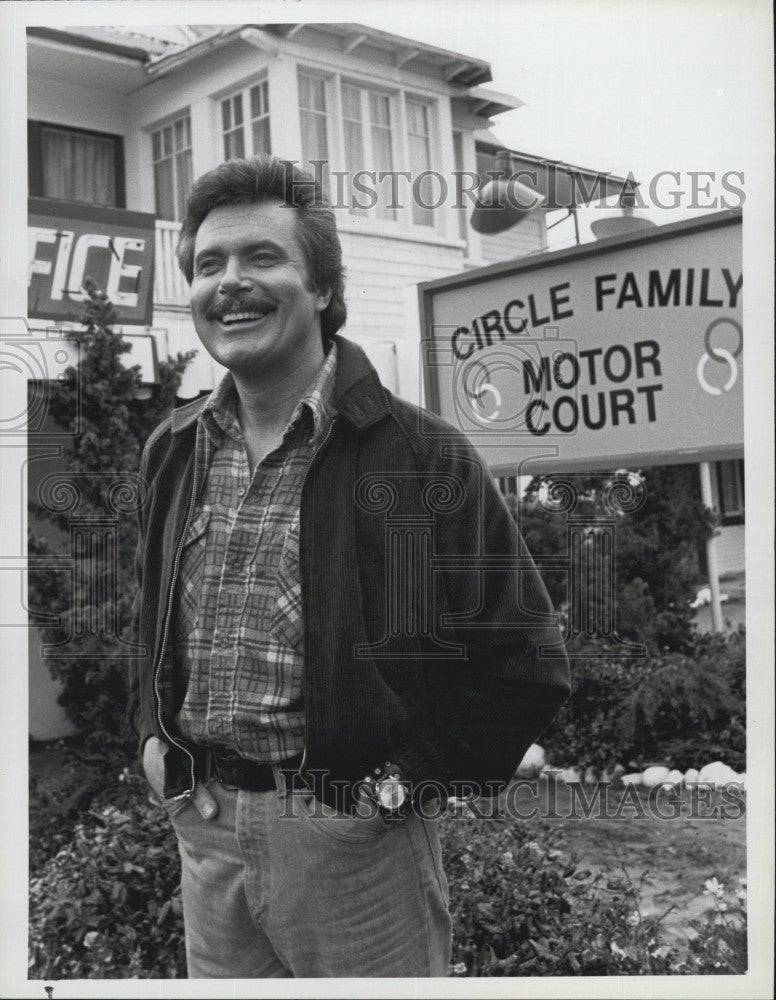 "1998 Press Photo Max Baer stars in the comedy ""The Circle Family"" - Historic Images"
