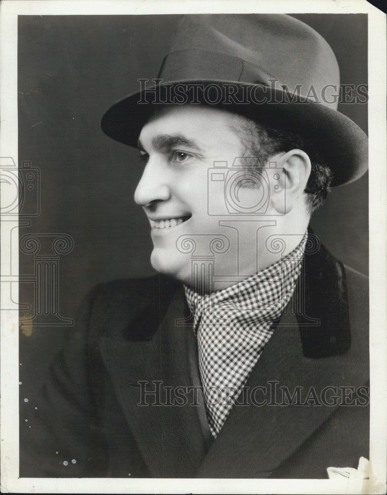 1935 Press Photo  Violinist,  Rubininoff to perform - Historic Images