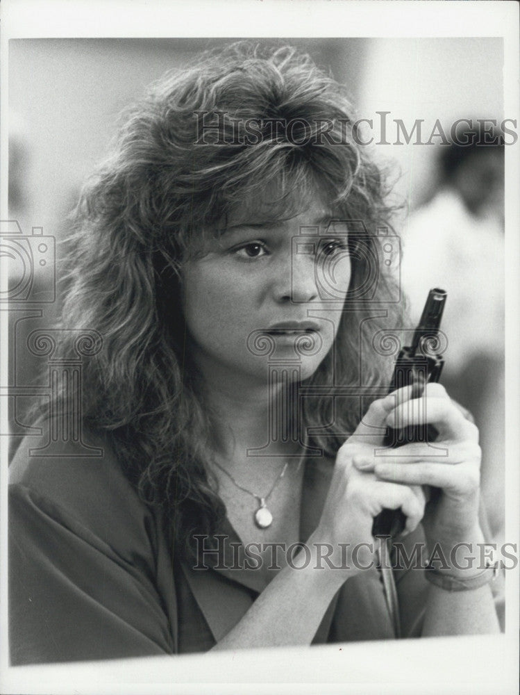 Press Photo Valerie Bertinelli Film Television Actress - Historic Images
