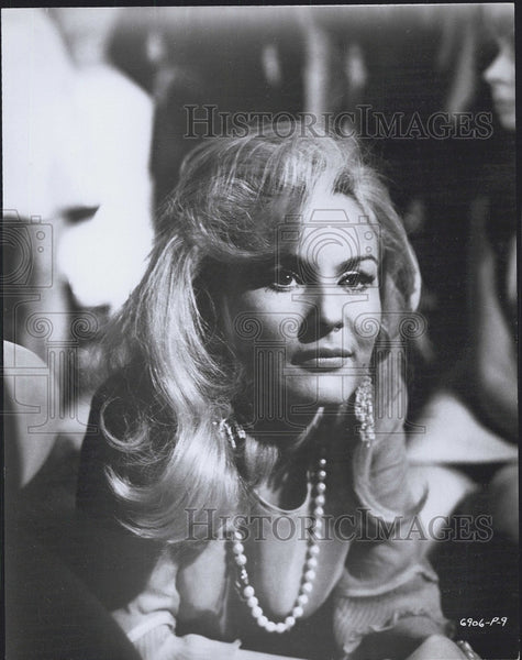 "1969 Press Photo Janine Reynaud in ""Succubus"" Trans American Filma - Historic Images"