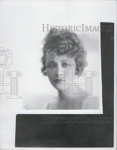 1925 Press Photo Anna Q Nilsson, Swedish silent film star - Historic Images