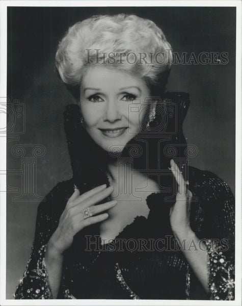 "Press Photo  Debbie Reynolds  in ""The Unsinkable Molly Brown"" - Historic Images"