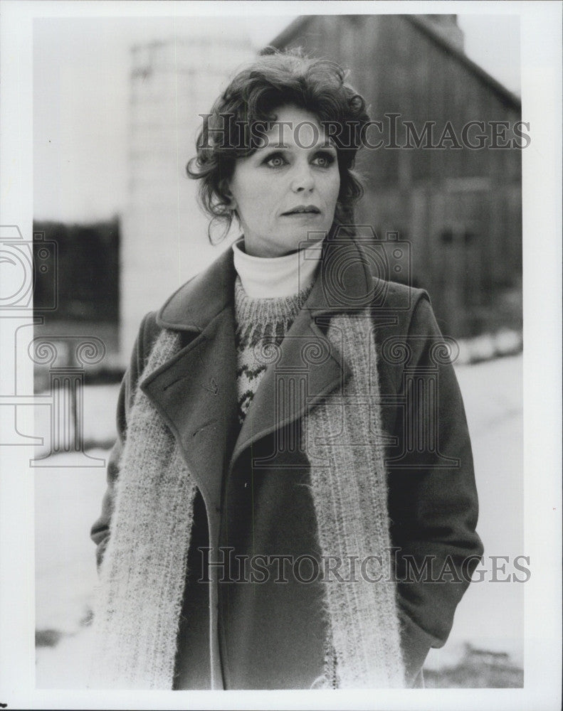 Actress Lee Remick in \
