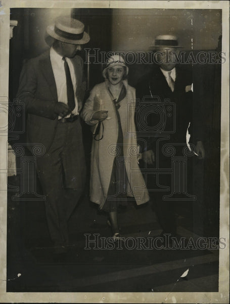 1932 Press Photo Suicide Death of Mrs. Margaret Cosgrove - Historic Images