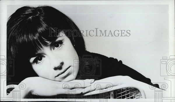 Press Photo Actress, Denise Huor for a role - Historic Images