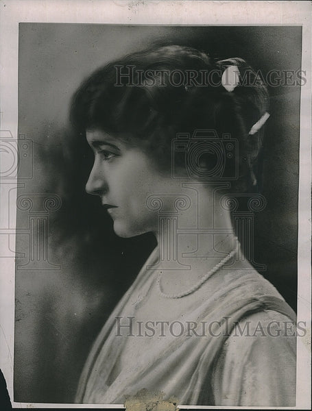 1920 Press Photo Mrs Archie Roosevelt POses - Historic Images