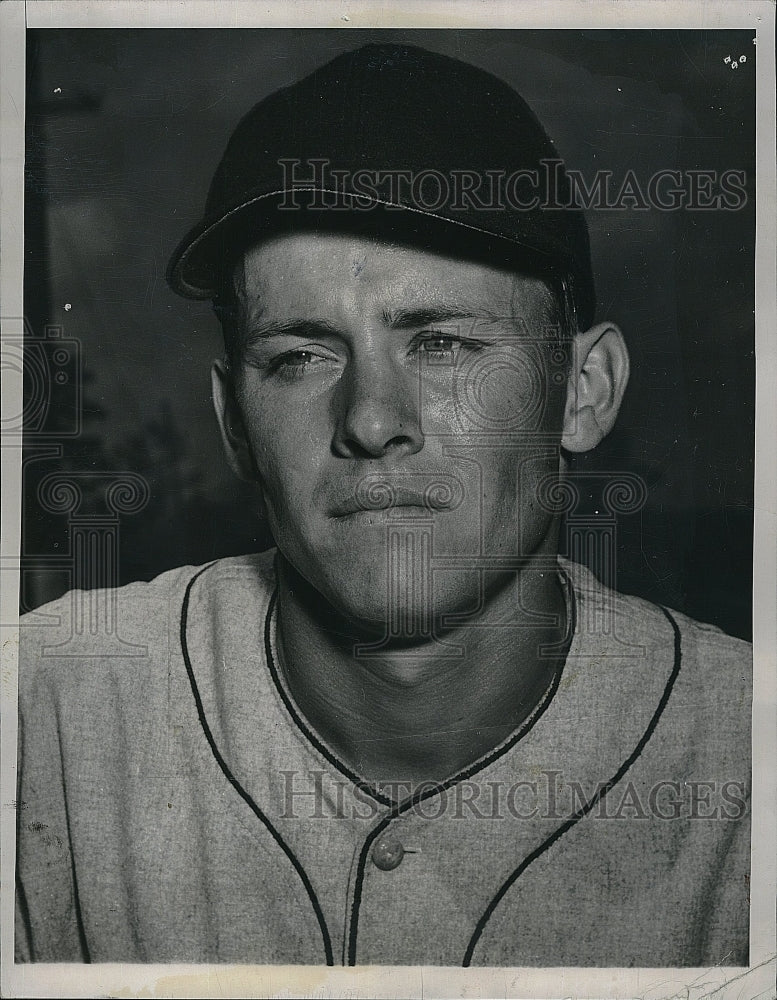 Press Photo Washington Senators player, Gil Coan - Historic Images