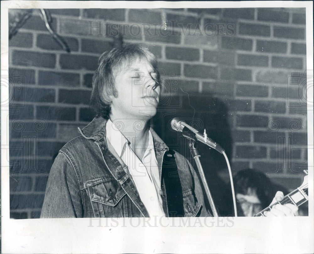 1976 Rock Group Travis Press Photo - Historic Images