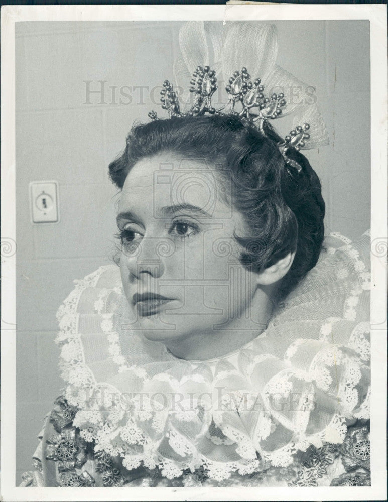 1959 Actor Kate Reid Press Photo - Historic Images