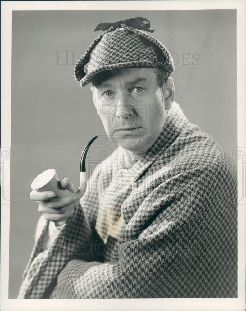 1953 Actor John Stanley Press Photo - Historic Images
