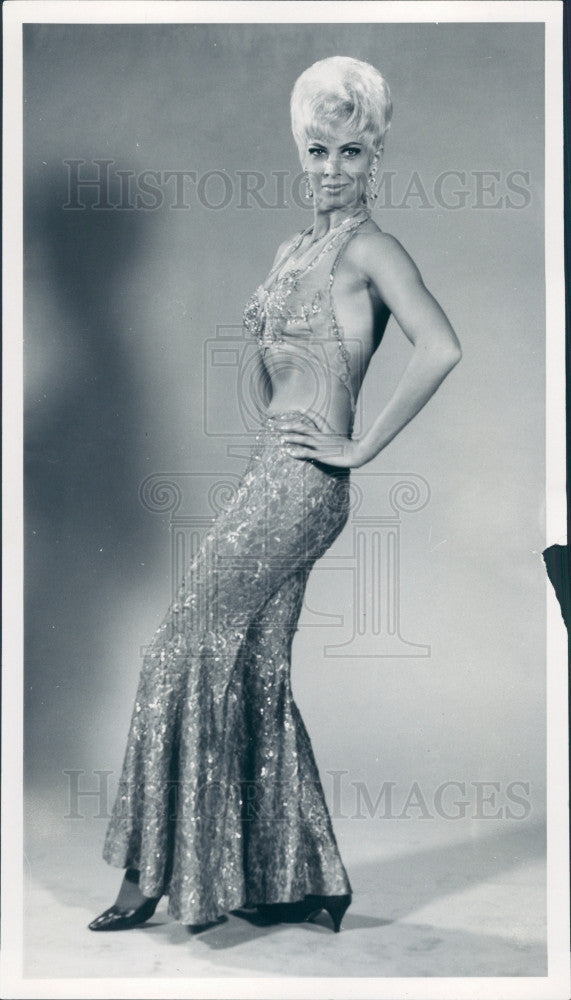 1968 Singer California Smith Press Photo - Historic Images