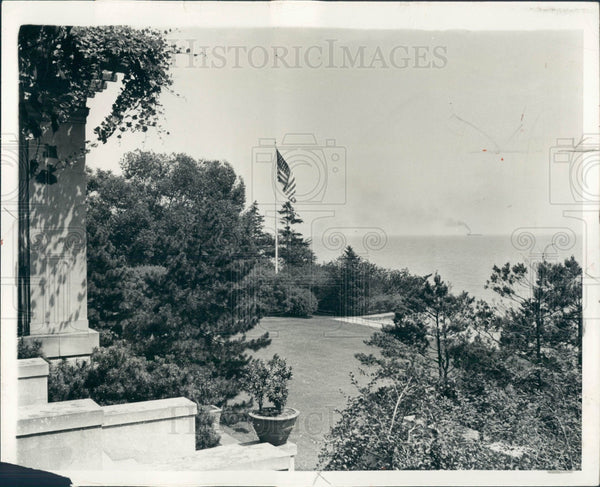 1936 Grosse Point MI Press Photo - Historic Images