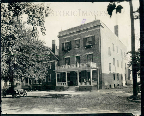 1922 Detroit Kings Daughters & Sons Home Press Photo - Historic Images