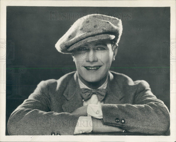 1925 Actor Jack Daugherty Press Photo - Historic Images
