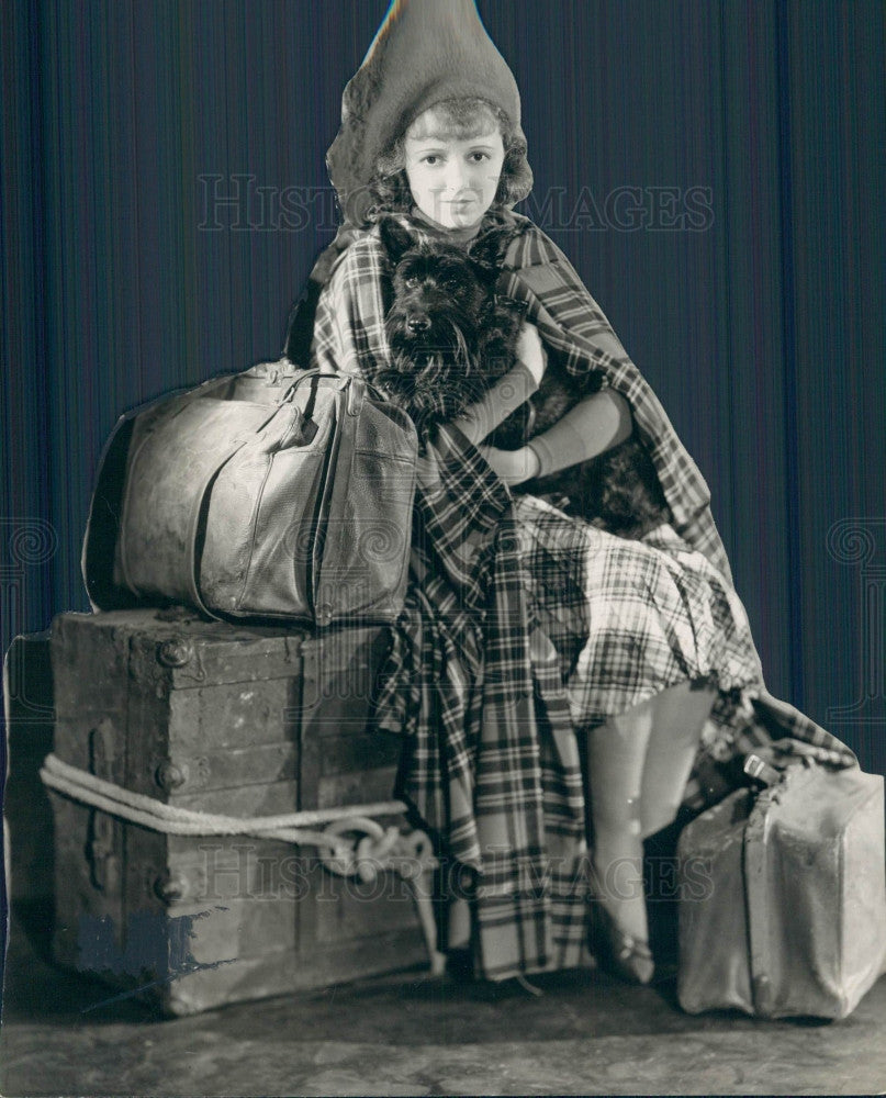 1931 Actress Janet Gaynor Press Photo - Historic Images