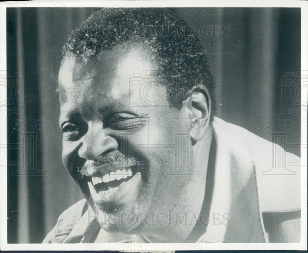 1979 Musician Oscar Peterson Press Photo - Historic Images