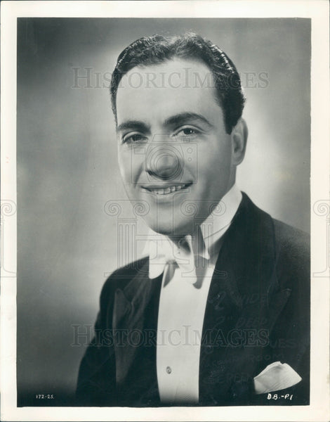 1935 Actor Musician Charles Buddy Rogers Press Photo - Historic Images