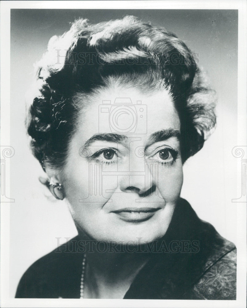 1968 Actress Betty Sinclair Press Photo - Historic Images